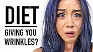 Is Your Food Aging You Prematurely?? Anti-Aging Diet Tips ♥ Wengie