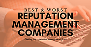 Amazing facts about Online Reputation Management Company