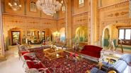 The Presidential Suite, The Raj Palace Hotel, Jaipur, India - $45,000/night
