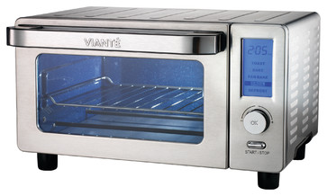 Headline for Viante Compact Convection Toaster Oven