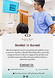 Dentist in Barnet