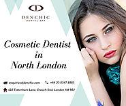 Cosmetic Dentist North London