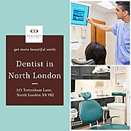 Dentist in North London