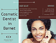 Cosmetic Dentist Barnet