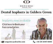 Dental Implants Golders Green