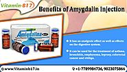 Amygdalin injection