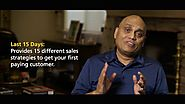 The 60 Minute Startup Overview by Ramesh Dontha