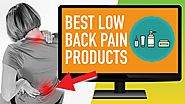 BEST LOWER BACK PAIN RELIEF PRODUCTS AS SEEN ON TV | MUST WATCH