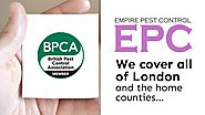 WHY CHOOSE A BPCA ACCREDITED COMPANY | EMPIRE PEST CONTROL LONDON