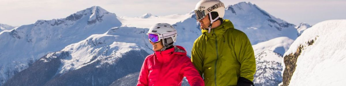 Headline for Tips for Skiing in Whistler Village - How to Enjoy Your Adventure in the Mountains in Safety