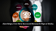 Free Best Keyword Research Tips & Tricks For 2020 » rktechtips