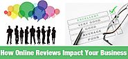 What is the Impact of Online Reviews on Your Business by UtterNow
