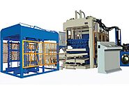 The Key Benefits Of Utilizing The Block Making Machine For Big Projects
