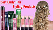 How To Choose The Best Curly Hair Styling Products?