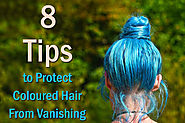8 Tips to Protect hair Colour From Vanishing - Postesy