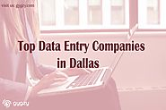 What are the Top Data Entry Companies in Dallas