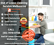 Best End of Lease Cleaning Service in Melbourne