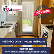 End of Lease Cleaning Melbourne - Call (03) 9021 3766