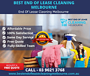 End of Lease Cleaning Melbourne | Bond Back Cleaning Melbourne