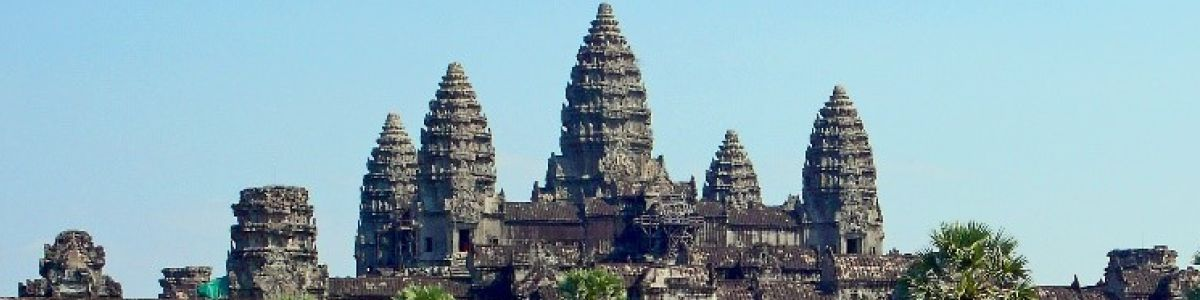 Headline for Siem Reap an incredible holiday filled with history and culture