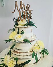 Wedding Cakes Melbourne | Elegant Occasions