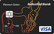 IndusInd Bank Platinum Select Credit Card
