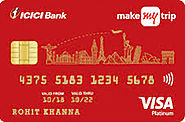 MakeMyTrip ICICI Bank Platinum Credit Card
