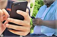 Obesity Risks Due to Daily Uses of Smartphones