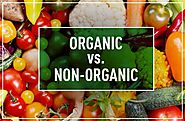 Difference Between Organic and Non-Organic Food