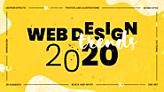 Web Design Trends 2020: High Tech & Visually Mind-Blowing | GraphicMama Blog