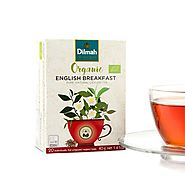Organic English Breakfast Tea | Dilmah Ceylon English Breakfast Tea