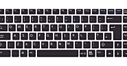 Keyboard shortcut key for all types | Technology Help - Technology Help