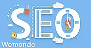 SEO Company in India | SEO Services - Wemonde