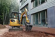Get Mini Excavator Rental Service in Toronto
