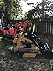 Hire - WeDeliverGravel.com for the Best Mini Excavator Rental Services in Toronto