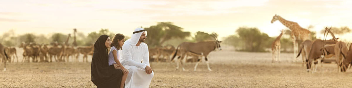 Headline for Top reasons why Sir Bani Yas Island is a great family destination – The wildlife sanctuary of the UAE