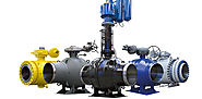 Ridhiman Alloys is a well-known supplier, dealer, manufacturer of Fully Welded Ball Valves in India