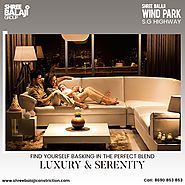 5 bhk Luxury and Serenity flats Ahmedabad