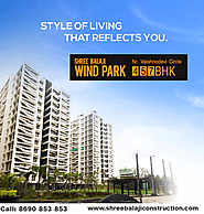 Shree Balaji Wind Park Style of living that reflects you