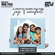 Shree Balaji Wind Park Gives A Lifestyle Where You Find Joy & Comfort