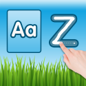 Letter Quiz - Learn ABCs, write alphabet tracing, teach letters flashcards with learning games for kids By Tantrum Apps