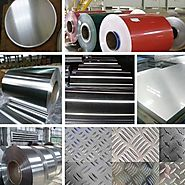 Top Aluminium Plate/Sheet, Coils, Pipes Suppliers in Angola