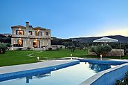 Villas In Greece With Private Pool Near Beach | Blue Aegean