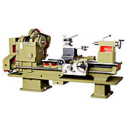 Hardened Bed Lathe Machine