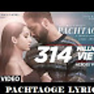 PACHTAOGE Lyrics Song By Arijit Singh | Filmy-Lyrics ~ Filmy-Lyrics | India's #1 Lyrics Site