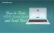 How to Make HTML Form Work and Send Mail « RainaStudio