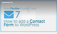 How to Add a Contact Form to WordPress (Step by Step)