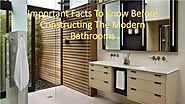 What to consider during designing remodeling?