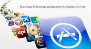 App Store - The Most Effectual Weaponry In Apple's Armor