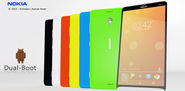 After Apple; Now Its Nokia's Turn! Nokia All Set to Lure the Users with its Dual Boot Power ranger Phones